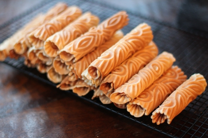 вафли в вафельнице рецепт с фото