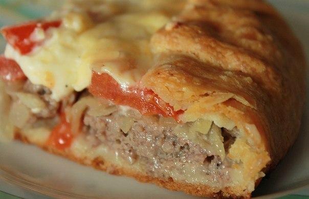 Как сделать начинку для пирога с мясом