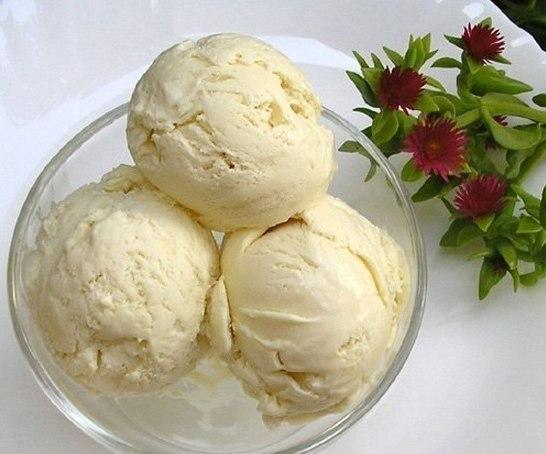 Мороженое без сахара в домашних условиях