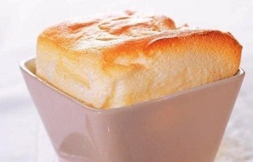 Суфле ванильное. Рецепт приготовления