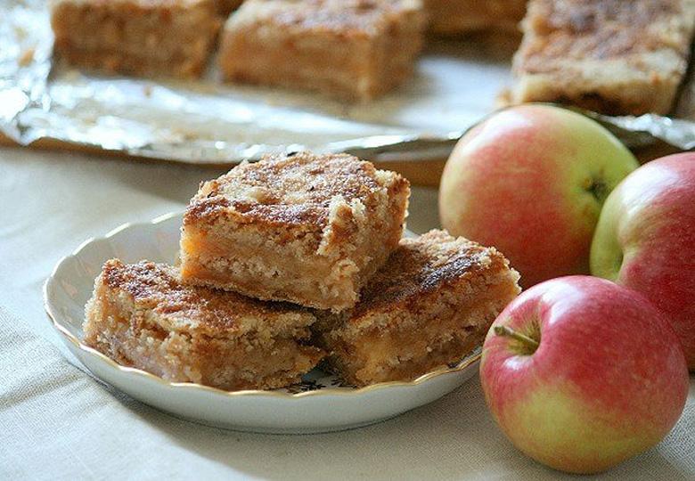 Венгерский яблочный пирог. Рецепт приготовления