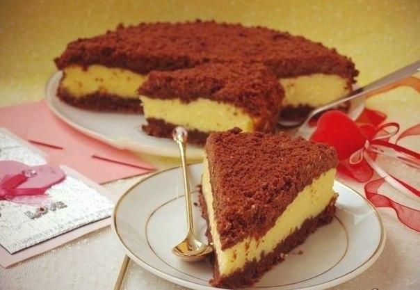 Вкусные торты с творогом