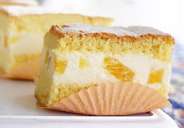 Рецепт торт с творожным кремом рецепт с фото