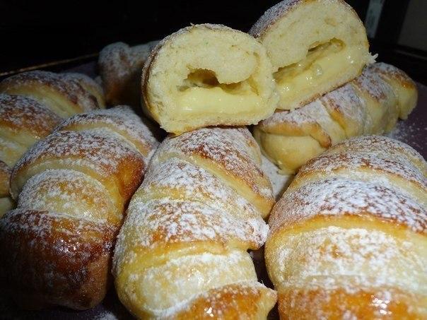 Вкусные булочки рецепты