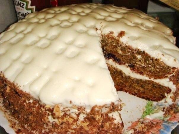 Самые легкие торты в домашних условиях рецепты пошагово