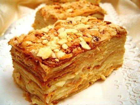Торт 'Наполеон'