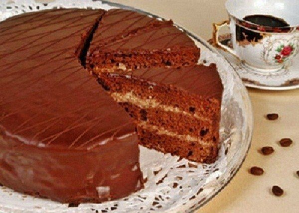 Торт «Космонавт»
