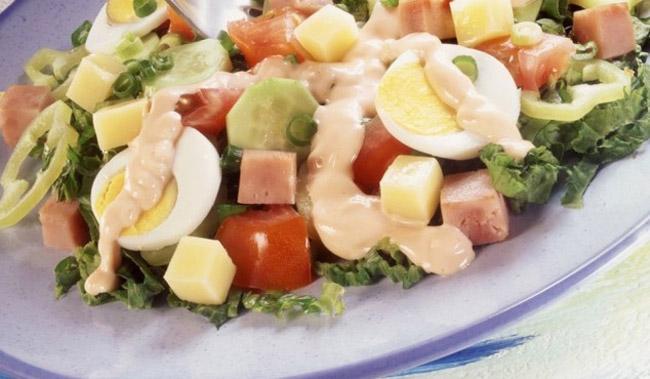Рецепт приготовления Шеф-салата