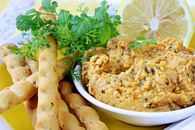 Рецепт приготовления соуса Хумус
