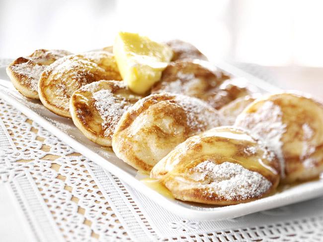 Рецепт приготовления голландских сладких блинов