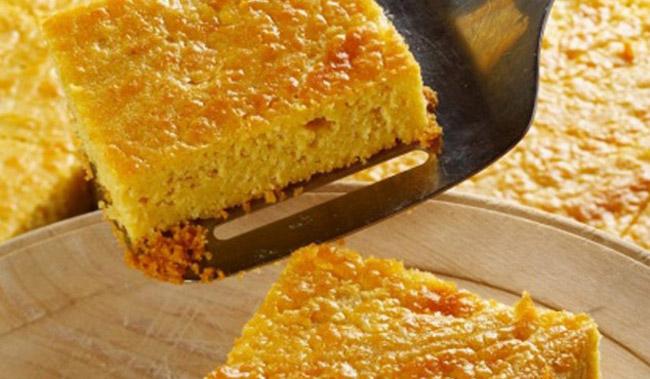 Рецепт приготовления кукурузного торта