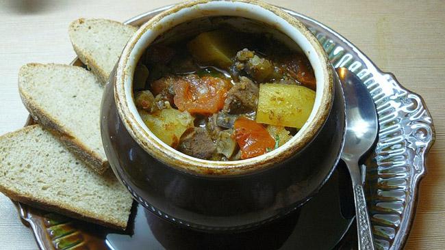 Рецепт приготовления Чанахи