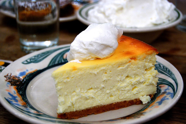 Рецепт приготовления сырного пирога (Чизкейк)