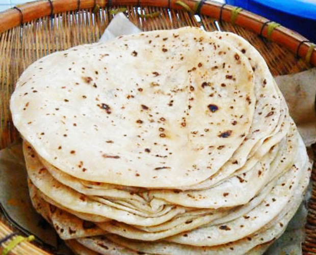 Рецепт приготовления Чапати. Индийский хлеб