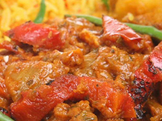 Рецепт приготовления курицы Карри по-индийски